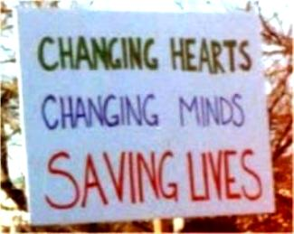 Changing Hearts, Changing Minds, Saving Lives